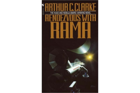 15 Classic Science Fiction Books Rendezvous With Rama