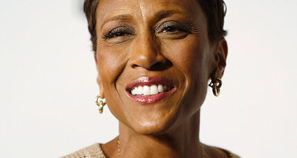 Robin Roberts honored for journalism and courage