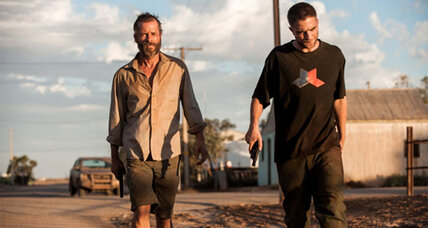 'The Rover': Actor Robert Pattinson is a welcome presence in the story