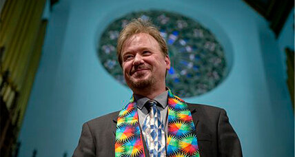 Methodists reinstate pastor defrocked over gay son's wedding
