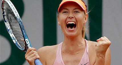Sharapova digs deep to triumph in quarterfinals at 2014 French Open