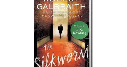 'The Silkworm' is now available on Amazon – but the shipping time keeps changing