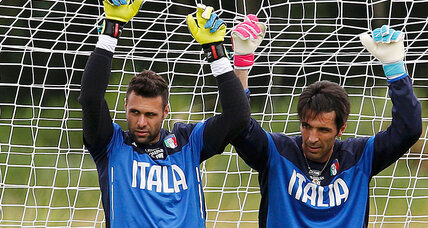 England vs. Italy: Without Gianluigi Buffon, should Italy worry?