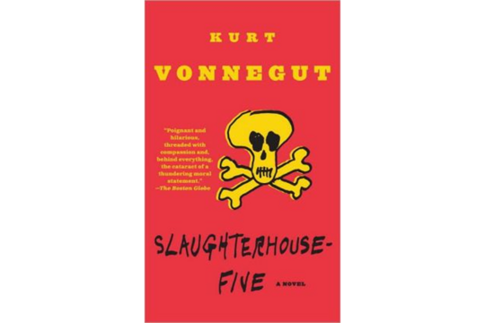 an analysis of the world war two parody in slaughterhouse five by kurt vonnegut He was then deployed to europe to fight in world war ii and was captured by the after slaughterhouse-five was published, vonnegut embraced the fame and.