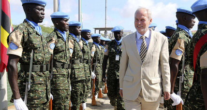 Better times in Somalia? US prepares to send an ambassador.