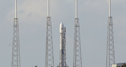 SpaceX puts Falcon 9 rocket launch on hold until July
