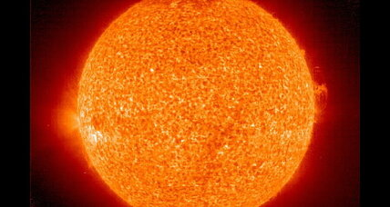 What's going on with the sun? Scientists puzzled by oddities in sunspot cycle.