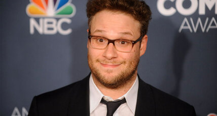 North Korea is reportedly displeased by Seth Rogen comedy about assassinating Kim Jong-un