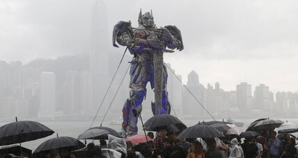 'Transformers 4' tries to win over Chinese audiences