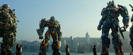 'Transformers 4' dominates box office despite dismal critical reception