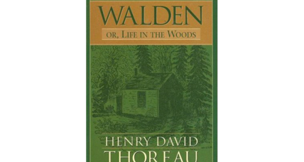 Fourth of July: Almost two hundred years ago, Thoreau moved into his Walden Pond cabin