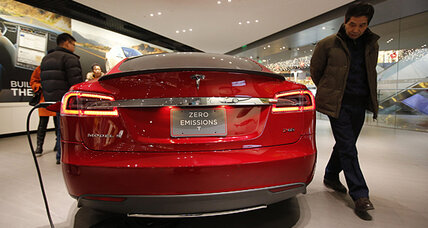 Want $10,000? Hack a Tesla Motors Model S electric car.