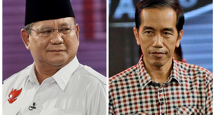 Both Widodo, Subianto claim victory in Indonesian presidential election