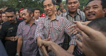 Indonesia elections: Where did Widodo's 30-point lead go?