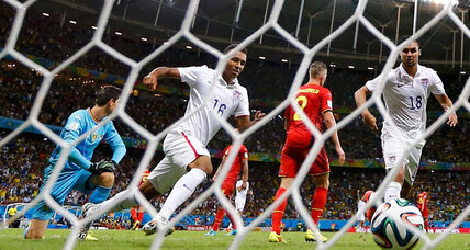 USA shows its promise in 15 minutes of fury against Belgium (+video)