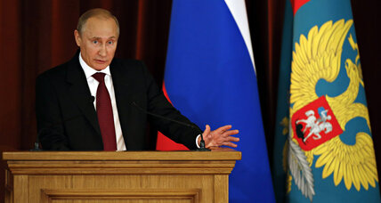 Has Putin reached his limit on his willingness to intervene in Ukraine?