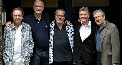 And now for something (not) completely different: Monty Python bids farewell