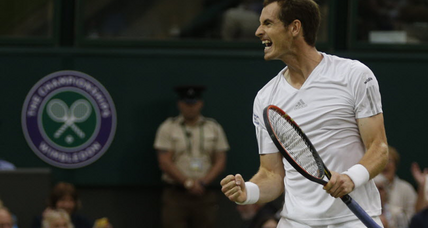 Andy Murray Wimbledon rematch with Novak Djokovic? Final may be repeat of 2013.