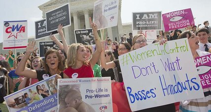 Hobby Lobby ruling shows Supreme Court gives corporations, not people, more rights