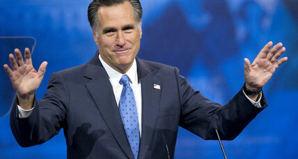 Mitt Romney campaigning again in N.H., this time for Scott Brown (+video)
