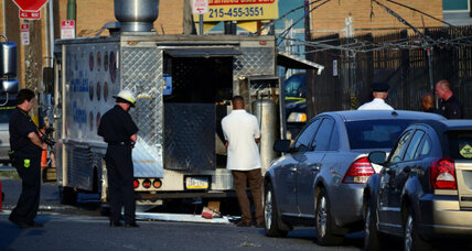Philadelphia food truck explosion: How safe are mobile kitchens? (+video)