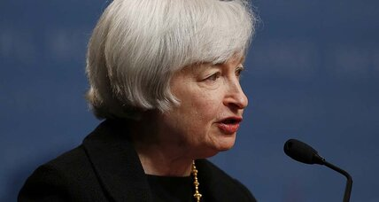 Janet Yellen: Fed doesn't need to start raising interest rates