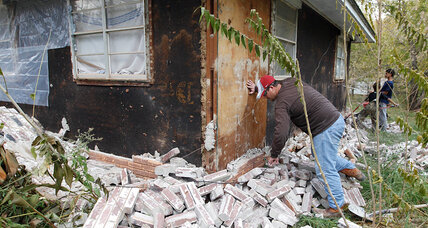 What's causing all those earthquakes in Oklahoma?