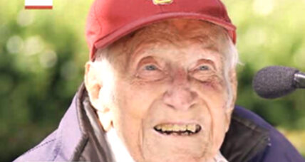 Louis Zamperini: war hero, former Olympian lived remarkable life