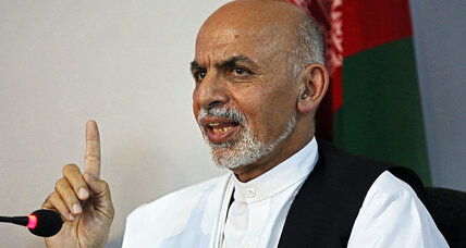 Afghanistan's presidential election results are in and the trouble may be about to start