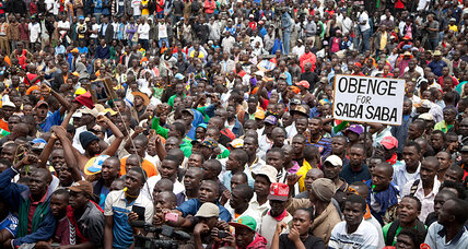 Nairobi 'Saba Saba' rally reveals sharp ethnic, political divides (+video)