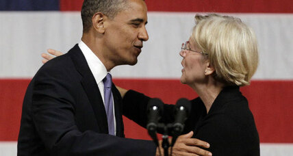 Elizabeth Warren: Is she really President Obama's 2016 choice? (+video)