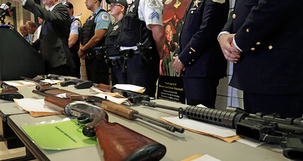 Chicago gun violence: The numbers shock, but the reasons are familiar (+video)