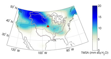 Can we predict floods from space? (+video)