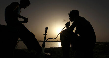 Are teens turning from cigarettes to hookahs? Study raises red flag.