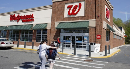 If Walgreen's goes Swiss and pays less taxes, then it shouldn't influence US politics