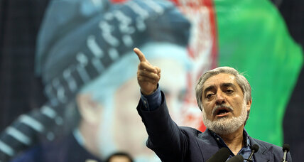 Kerry warns Afghans on power grabs as Abdullah cries foul on presidential runoff