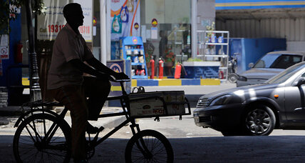 Higher fuel prices test Sisi's patriotic pitch to struggling Egyptians