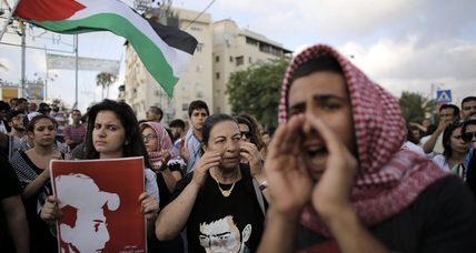 The Israeli-Palestinian revenge cycle, take two (+video)