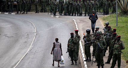 Kenyans fear fresh cycle of violence as ethnic reconciliation falters