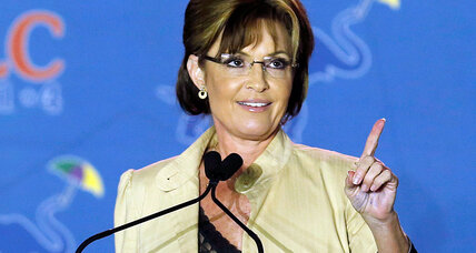 Palin pushes Obama impeachment. What's up with that? (+video)