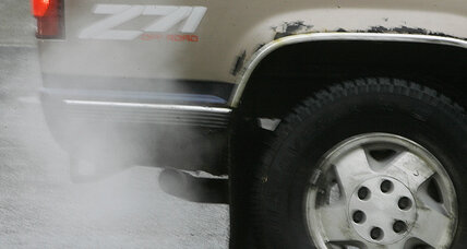 Rolling coal: Anti-EPA drivers rig vehicles to spew black fumes