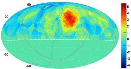 Where do cosmic rays come from? The answer could be in the Big Dipper.