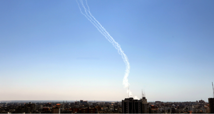 Hamas unveils bigger, better rocket arsenal against Israel