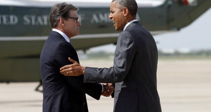 Gov. Rick Perry to send 1,000 National Guard troops to US-Mexico border