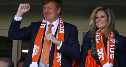 World Cup: Who is an Argentine-born Dutch queen to root for?