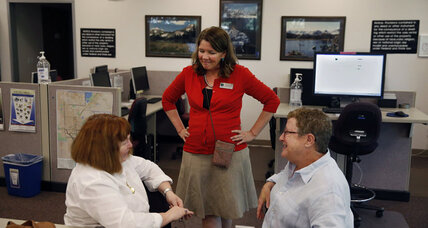 In Colorado, same-sex marriage battle waged in county clerk's office