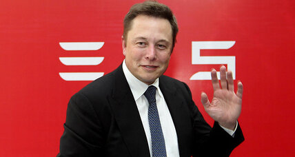 Tesla Motors reportedly faces copyright issues from Chinese businessman again