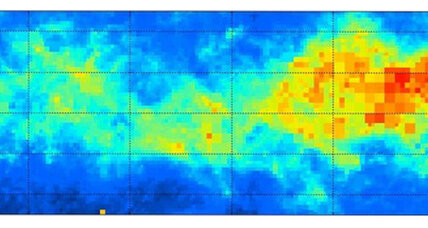 How dusty is the Milky Way? 3D map shows galactic grime.