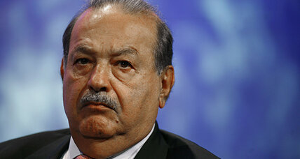 Carlos Slim plans breakup of America Movil (AMXL). Stock climbs.
