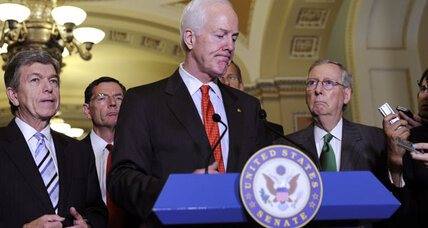 Bipartisan alternative to Obama's border crisis plan takes shape (+video)